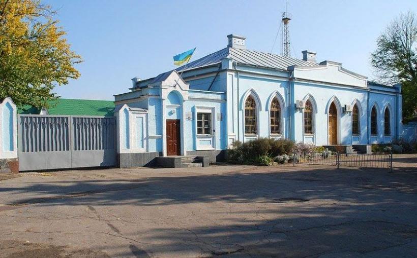 Комплекс споруд Поштової станції в Житомирі